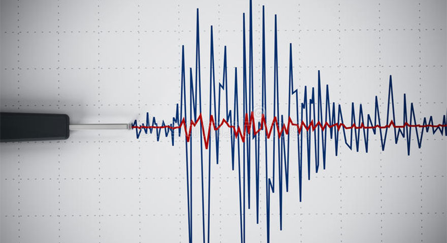 Ajanslar son dakika olarak duyurdu! İran'da 5.9 büyüklüğünde deprem