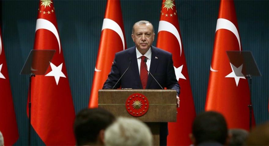 Erdoğan'dan olaylı maçla ilgili ilk yorum: Kumpas