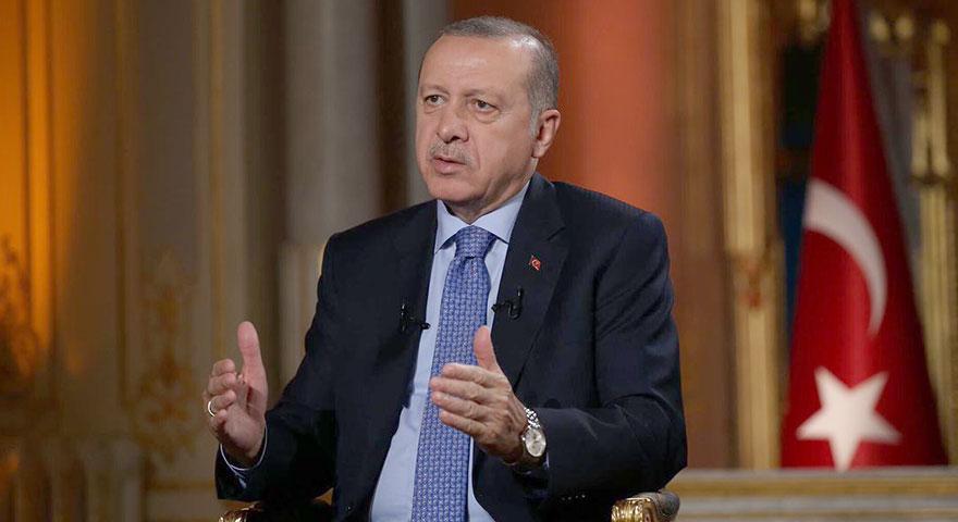Cumhurbaşkanı Erdoğan'dan gündeme damga vuran açıklama