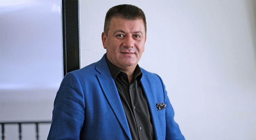 BASİAD Başkanı Hacı Ali Yücel: Yeni projeler üretmeye geldik