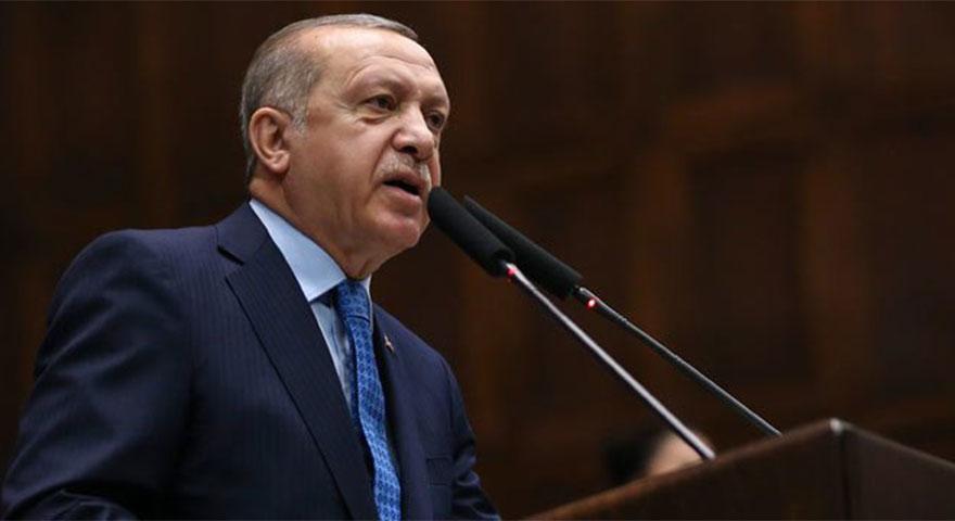 Cumhurbaşkanı Erdoğan'dan çok sert çıkış