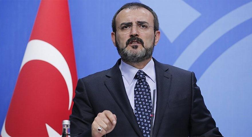 AK Parti'den CHP'ye sert eleştiri