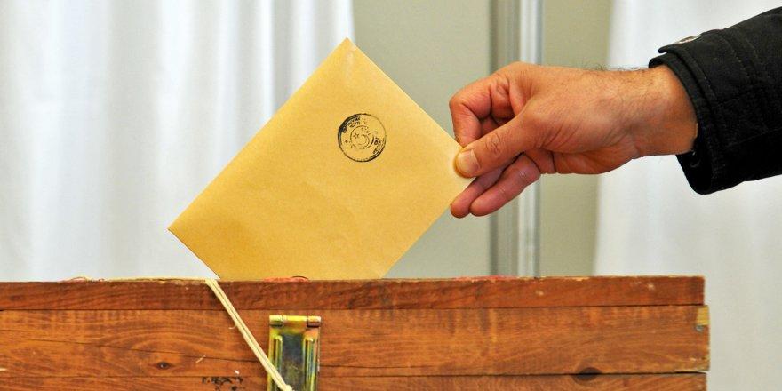 Seçime katılacak yeni parti açıklandı