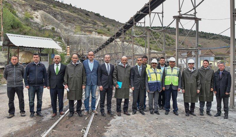 Gerede suyunun Ankara'ya ulaşmasına 3 kilometre kaldı