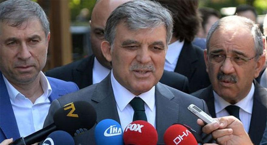 Abdullah Gül'den beklenen adaylık açıklaması