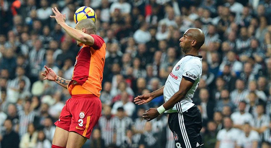 Derbide en çok atan, en az yiyene karşı ( Galatasaray  Beşiktaş maçı)