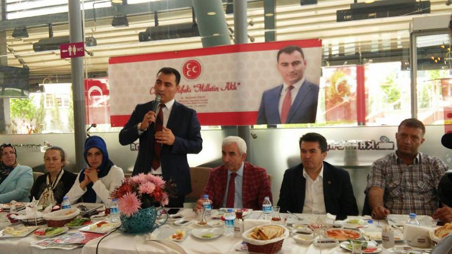 Abdullah Polat 3. Bölge'den Aday Adaylığını Açıkladı