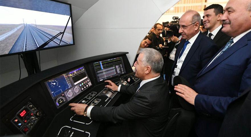 Ahmet Arslan: 40 milyon kişiyi YHT ile taşıdık