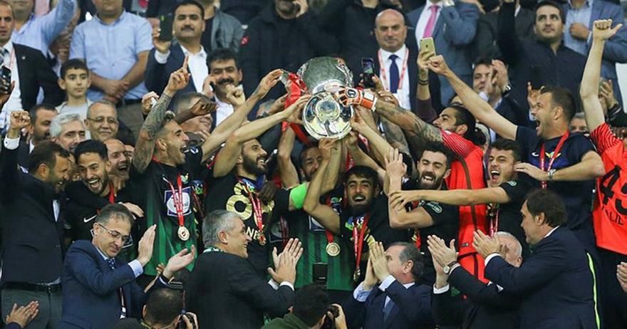 Fenerbahçe Kupa maçında Akhisarspor'a yenildi