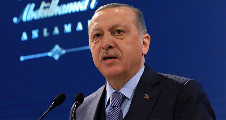 Cumhurbaşkanı Erdoğan: Af gündemimizde yok
