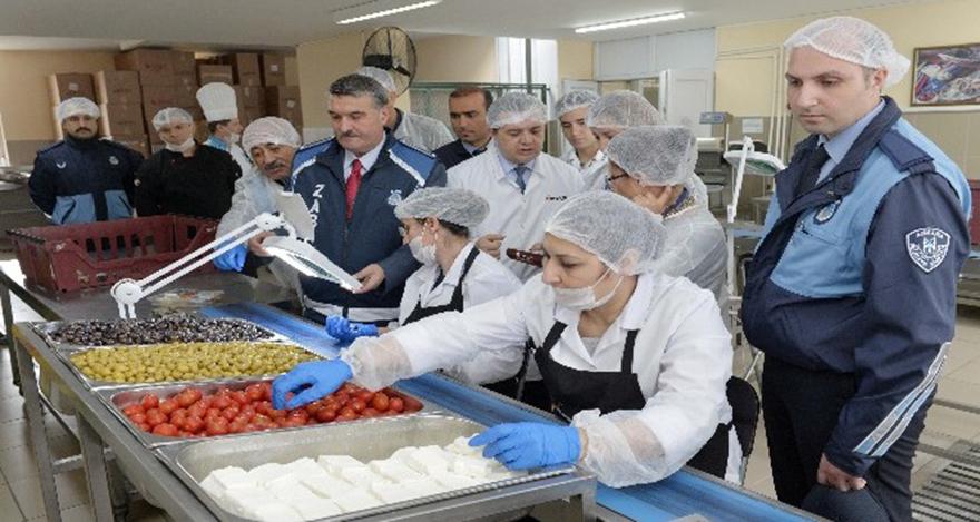 Ankara Büyükşehir Belediyesi ramazan denetiminde