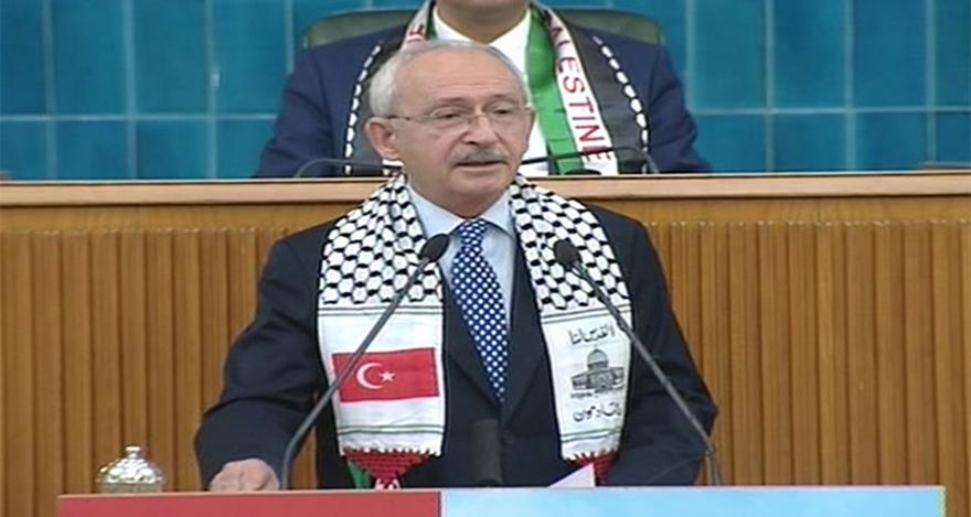 Kılıçdaroğlu:ABD, Ortadoğu'ya barış getiremez