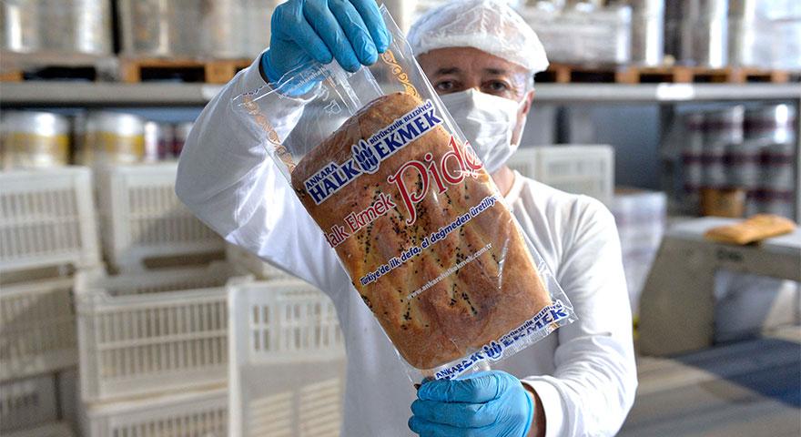Halk Ekmek Pidesi iftar sofralarını süsleyecek