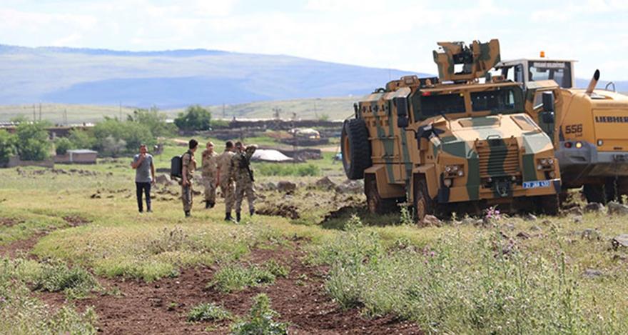 Diyarbakır'da arazi anlaşmazlığında kan aktı