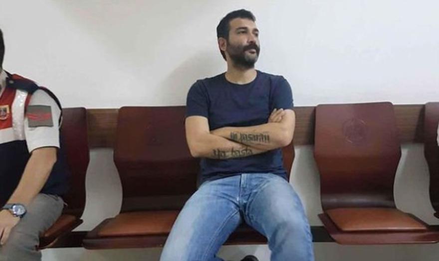 Ünlü oyuncu Barış Atay gözaltına alındı