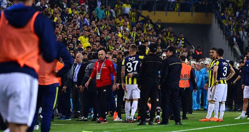 Fenerbahçe-Beşiktaş maçı için karar çıktı
