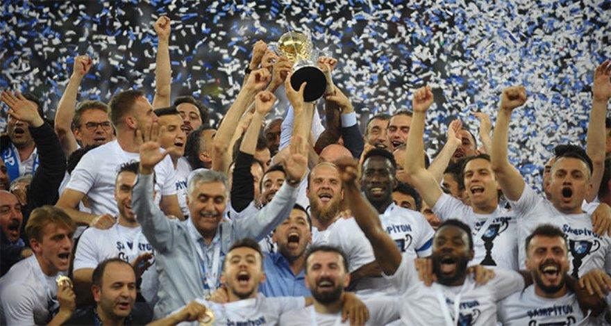 Erzurumspor Süper Lig'te