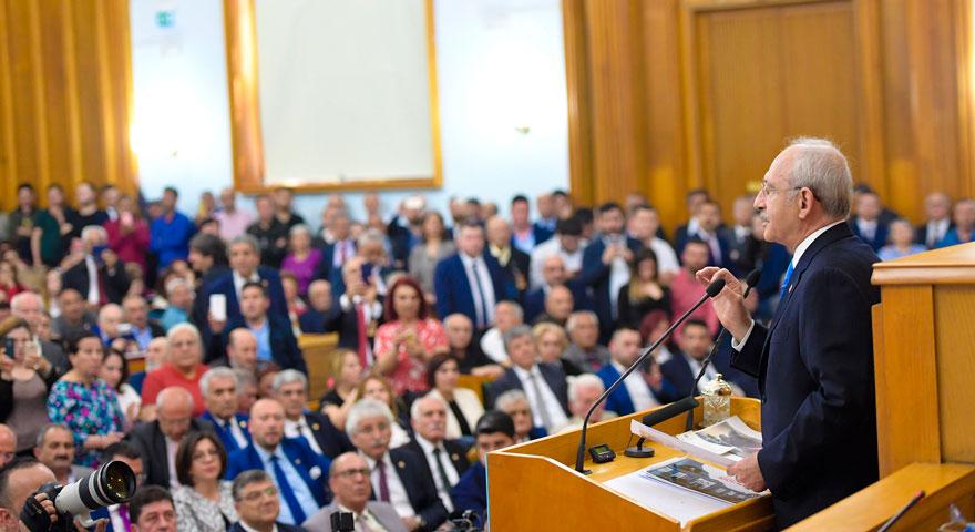 CHP'nin 600 kişilik milletvekili aday listesi belli oldu!