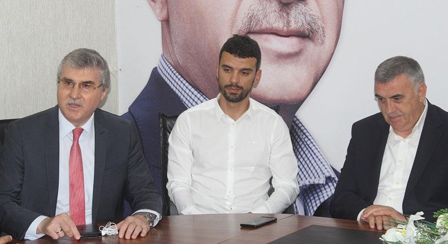 AK Parti Milletvekili adayı Kenan Sofuoğlu'ndan açıklama
