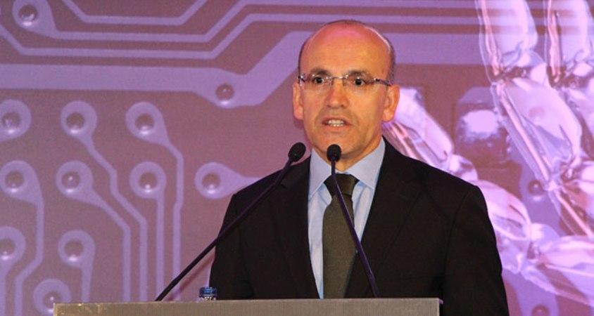 Aday listesinde olmayan Mehmet Şimşek'den ilk açıklama