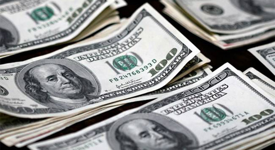 Dolar/TL'de sert dalgalanma! Dolar kuru 4.92'yi gördü
