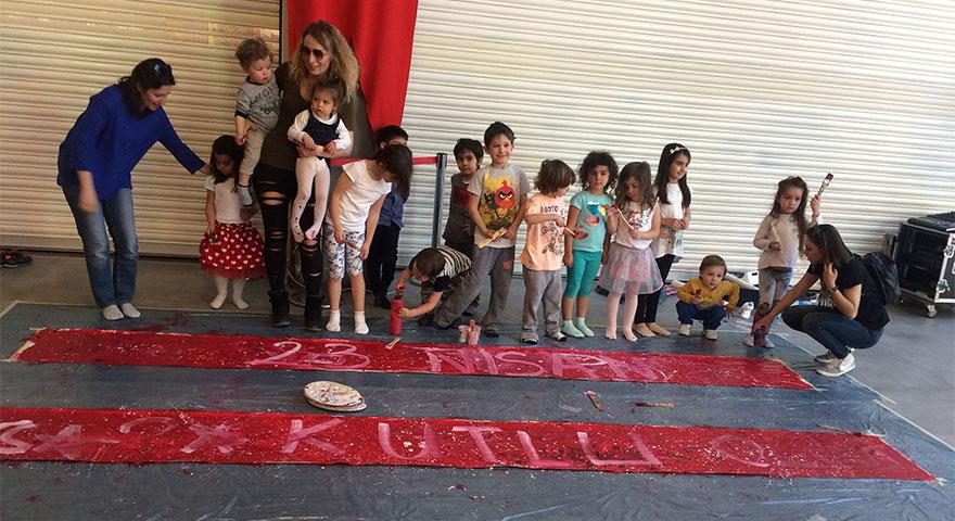 Çocukların sanat sevgisi artacak