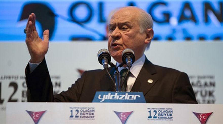 MHP'de kritik gün! Seçim beyannamesibugün açıklanıyor