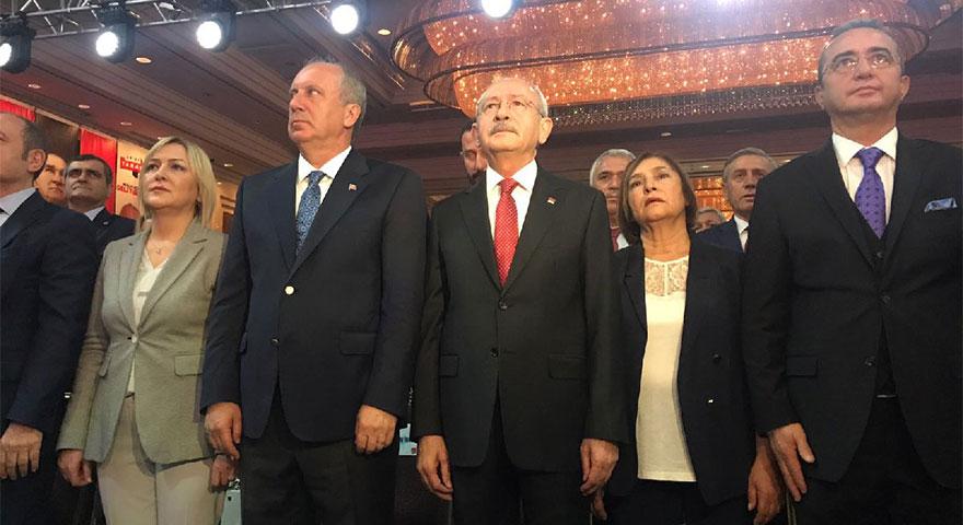 Kılıçdaroğlu, CHP'nin seçim bildirgesini açıklıyor