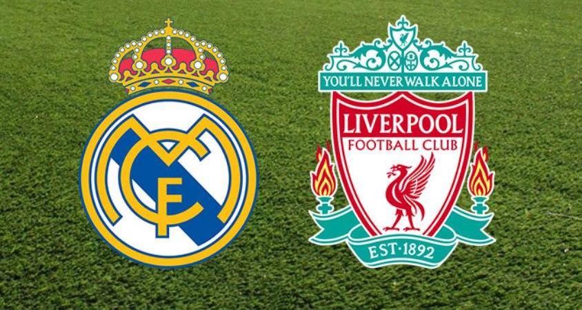 Real Madrid Liverpool maçı ne zaman ve saat kaçta?