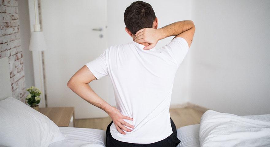 Stres bel ağrısını artırıyor!
