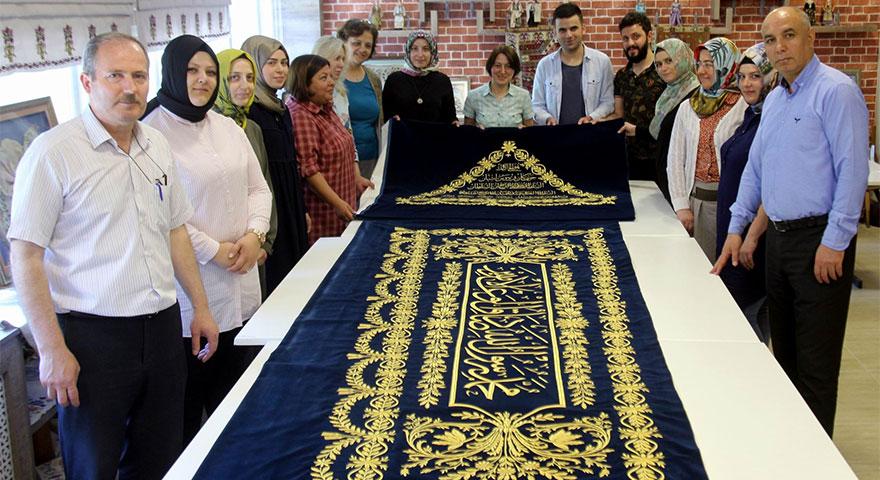 Sultan IV. Mustafa Han'ın puşidesi 2,5 yılda tamamlandı