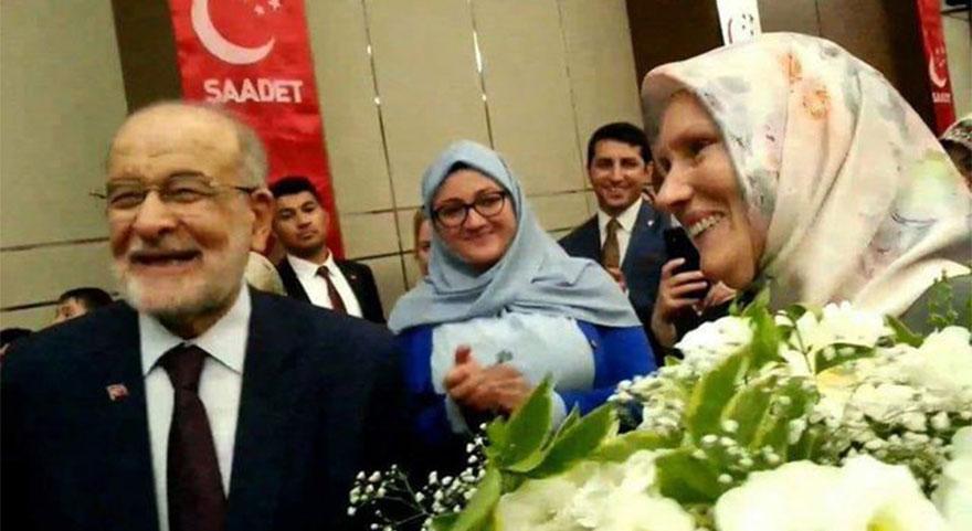 Temel Karamollaoğlu'nun eşi Ayşe Yasemin Karamollaoğlu ortaya çıktı!