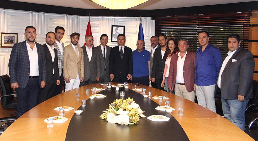 Barış Aydın'ın Adaylığı Ankara'da sevinçle karşılandı