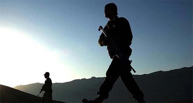 TSK: 'Kuzey Irak'ta bir asker şehit oldu'