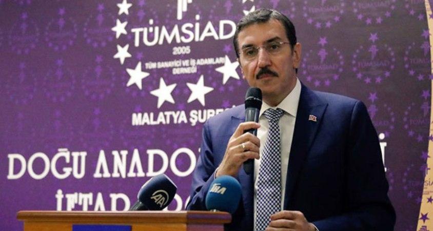 Bakan Tüfenkci: 'Dövizdeki oyunu bozuyoruz'