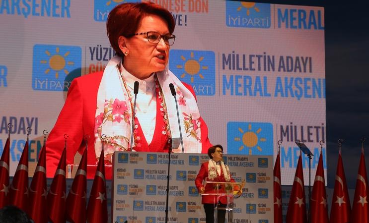 Meral Akşener: OHAL'i kaldıracağız
