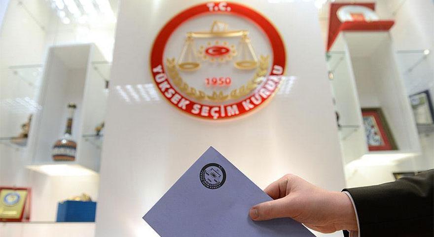 Partilerin aday listesinde 38 yeni isim yer aldı