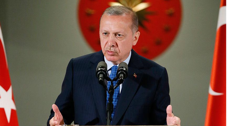 Cumhurbaşkanı Erdoğan: Kur silahını etkisiz hale getirmeye kararlıyız