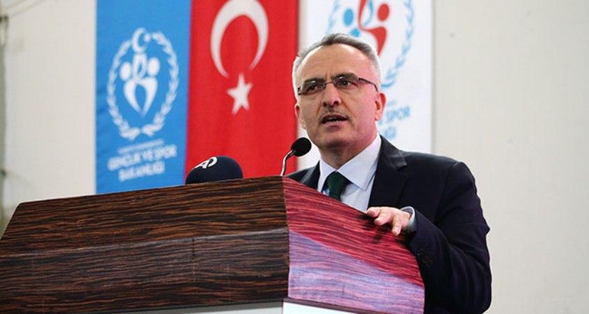 Bakan Ağbal:Türkiye Ekonomisi büyüyor