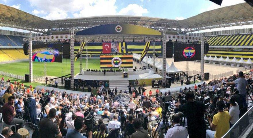 Fenerbahçe'de tarihi gün!
