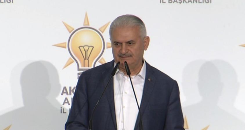 Başbakan Binali Yıldırım:Muharrem İnce'yi biri işletmiş