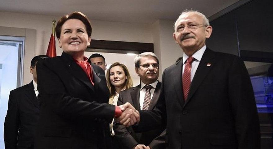 Akşener, Kılıçdaroğlu'na yol haritası önerdi