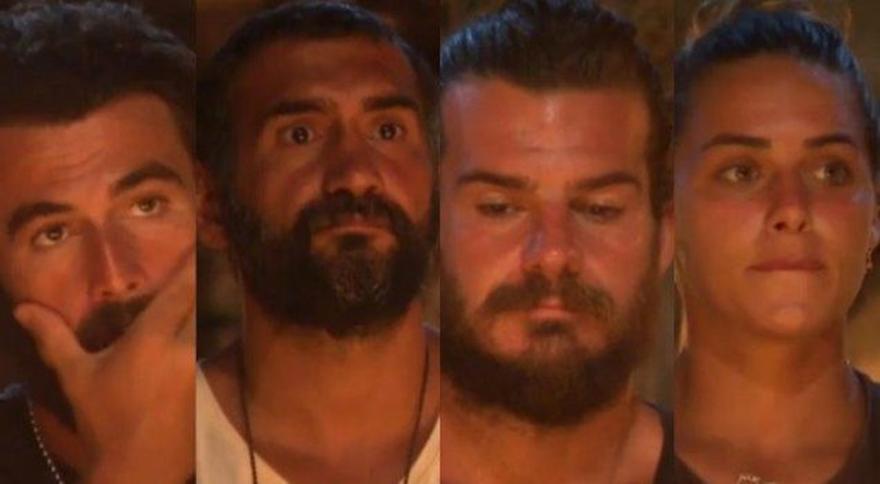 Survivor'da Ümit Karan adaya veda etti