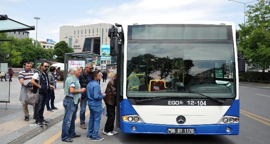 Ankara'ya yeni otobüs hatları geldi