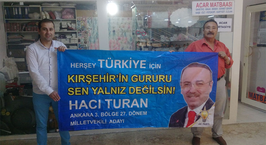 Çakır: Kırşehirlilerin birlik olması lazım