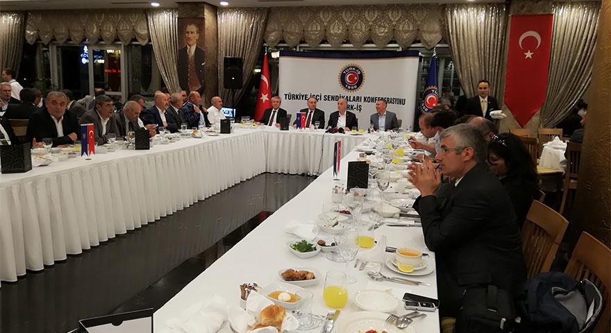 Ergün Atalay: Ülke varsa biz varız