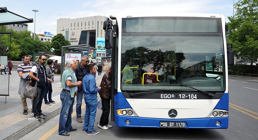 Ankara'ya yeni otobüs hatları