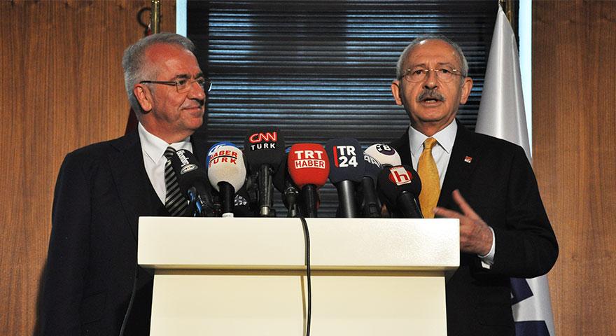 Kemal  Kılıçdaroğlu'ndan TÜSİAD'a sürpriz ziyaret