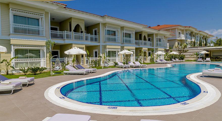 Antalya'daki otellerin doluluk oranı yüzde yüze yaklaştı