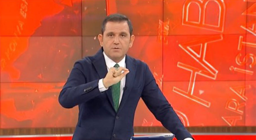 Fatih Portakal'a şok! Mersin haberine soruşturma